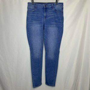 Old Navy Rockstar Jeans Mid-Rise Womens Size 12